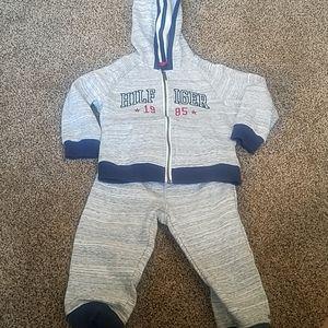 Toddler sweatsuit, never worn